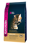 EUKANUBA ADULT DRY CAT FOOD HEALTHY DIGESTION LAMB