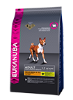 EUKANUBA ADULT DRY DOG FOOD FOR MEDIUM BREED CHICKEN