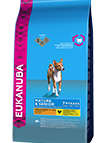 EUKANUBA Dog Mature & Senior Chicken Medium Breed